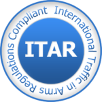 ITAR: International Traffic in Arms Regulations compliant